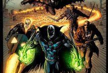 Sobrenatural Marvel/DC