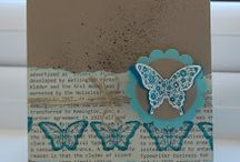 Papillon Potpourri / Projects using Sampin' Up! Papillon Potpourri stamp set