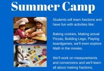 Math Summer Camp