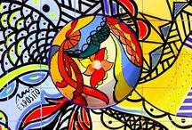 """Art Basel Miami Beach / Art Basel Miami Beach, es una de las ferias más importante del mundo, en la que se dan cita las más prestigiosas empresas de Estados Unidos en el ámbito del arte. En esta edición, una de las artistas del Bathco Atelier, viajará a Miami Beach donde participará en una serie de eventos en el """"Design District"""".  LA artista realizará tres intervenciones sobre los lavabos en directo en la galería Design District, ubicada en 3801 N Miami Ave Miami, FL 33127 #artbasel #artbaselmiami #artbasel2015"""