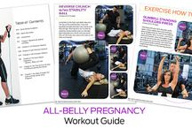 For Future-Moms / Workout & Nutrition Information for Pregnant Women!