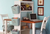 Office Space / by Lucinda Montgomery