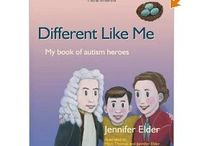 Books about Autism (Ages 8-12) / Books that can help kids learn about Autism.