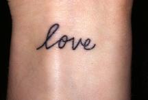 tattoos. / someday i'll be brave enough. / by Molly Joy Kouba