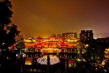 Xiangji Temple of Hangzhou / Xiangji Temple of Hangzhou