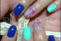 Nails Nails Nails!!! / by Soidi Illis