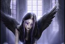gothic angell