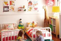 Toddler room ideas / by Lauren Simmons