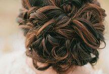 Hair for Noels wedding
