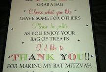 Bats Mitzvah