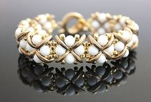cresent beads
