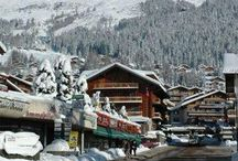 Switzerland - Verbier Skiing / Anyone care for a winter wonderland holiday?
