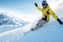 Tout schuss ! / C'est parti pour une nouvelle saison de #ski ! Choisissez votre station et votre matériel de ski