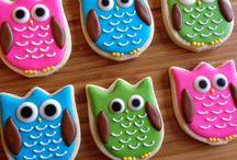 Cookies owls (BÚHOS)