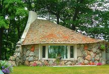 Ideas for retirement house on the lake / by Deb Keagle-Erickson