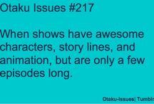 Otaku Issues and everything else about Otaku / Otaku stuff