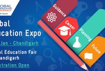 Global Education Fair in Chandigarh - The Chopras / If you aspire to study abroad in any of the top countries, visit to the Global education fair in Chandigarh will elevate your chances to go and get the desired higher education. #globaleducationfair #globaleducationexpo #EducationFair