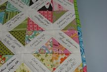Quilts & Sewing / by Debbie Cutshall
