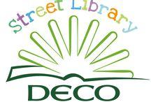 Deco Street Library
