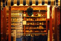 The Pharmacy / The pharmacy has rich history in America dating back even to ancient times.