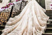 Royal weeding dresses