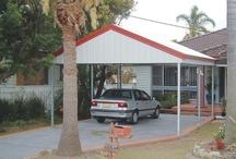 House 1- garage