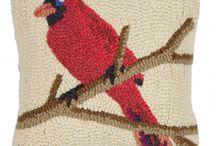 Rughooking Cardinals