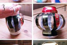 DIY easy lanterns / For workshops