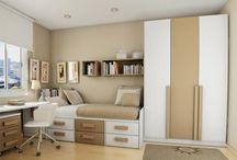 dormitorio jóvenes