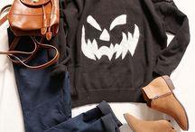 Halloween  / Catalogue de préparation