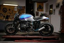 Bikes / Cafe Racer & more