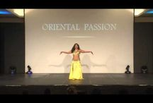 Belly dance, oriental, youtube / Oriental dance performance at Oriental Passion Championship 2015
