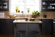 Kitchen Ideas / by Jennifer Jones Steinman