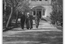 'Abdu'l-Baha: the Holy Land
