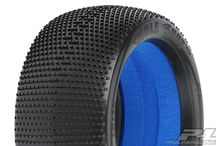 Pro-Line Racing 1:8 Buggy and Truck / Pro-Line racing is committed to providing world class racing tires for the 1:8 buggy and truck classes.