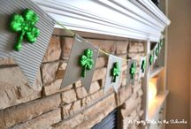 Holidays:  St. Patty's Day / by Shannon Nelson