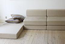 Boligindretning / skum, madrasser, special indretning, DIY