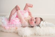 6 month picture ideas / by Samantha Sloan