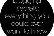 Blogging galore