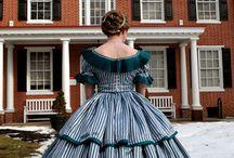 Стиль и мода 1860