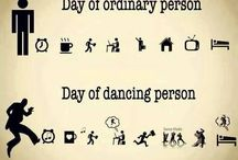 Dance banter ! / Figure it out yourself :p