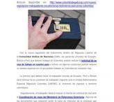 Artículos en Scribd / Todos nuestros artículos, documentos y presentaciones publicados en Scribd. http://www.colombialegalcorp.com