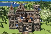 mincraft buildings