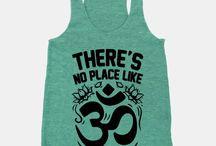 Yoga Klamotten & Accessoires