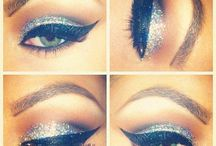 Going out ~ hair & makeup ideas ~ weddings, birthday parties etc
