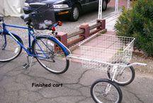 trailer k bicyklu