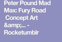 mad max /post apocalypse