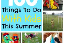 kids things to do / by Kristi Russell