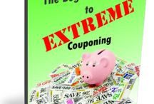 Free Coupon eBooks / Free information and ideas on saving money with coupons