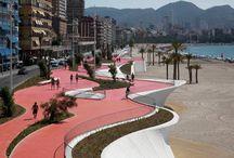 Beach landscape project